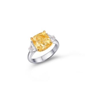 3.3ct-Cushion-Cut-Yellow-Diamond-Ring-Fancy-Light-Yellow2